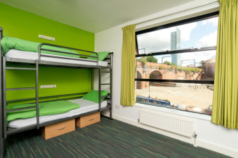 YHA Manchester : YHA Manchester