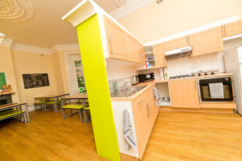 YHA Bath : Essbereich in Bath Hostel, England