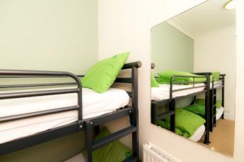 YHA Bath : en residencia habitación baño Hostel, Inglaterra