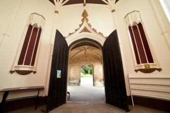 YHA Ilam Hall : YHA Ilam Hall