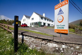 Dun Chaoin , Co Kerry YHA : Front of hostel