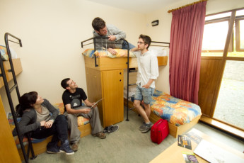 Errigal - Co Donegal YHA : 4 bed dorm