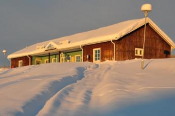 Ritsem Mountain Station :