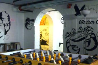 HI - Baltimore : habitación común en Baltimore HI Hostel