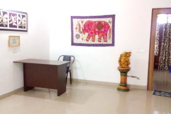 Youth Hostel Chandigarh : Reception