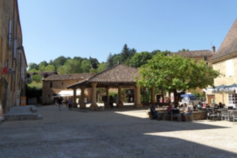 Cadouin : Village Cadouin