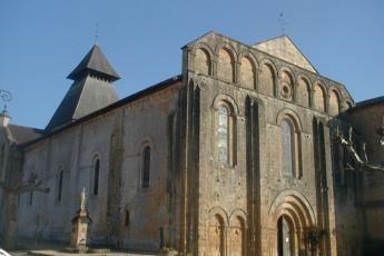 Cadouin : Abbaye Cadouin
