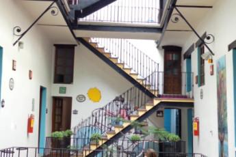 Mexico city - Hostel Regina Centro Histórico :