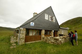 Tra Na Rosann - Co Donegal YHA : Hostel Entrance