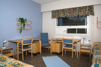 Eurajoki - EKO Hostel : EKO Hostel twin room
