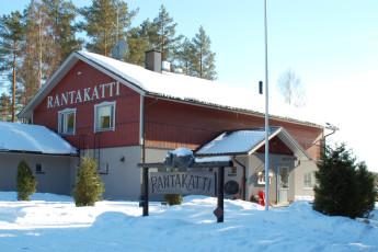 Punkaharju - Hostel Mannila : Winter at Hostel Mannila