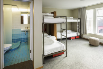 Reykjavik - Loft Hostel :