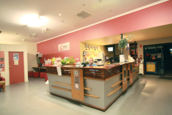 Alice Springs YHA :