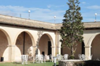 Antica Masseria dell'Alta Murgia : Antica Masseria dell'Alta Murgia, giardino_1