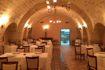 Antica Masseria dell'Alta Murgia : Antica Masseria dell'Alta Murgia, ristorante