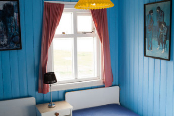 Húsey : Husey Hostel in North East Iceland