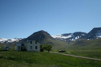 Korpudalur : Korpudalur Hostel in Westfjords Iceland