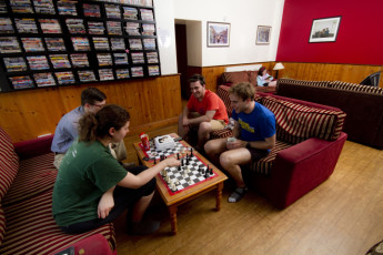 Glendalough International YHA : Glendalough Common Area