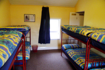 Ben Lettery Connemara Hostel : 4 bed dorm