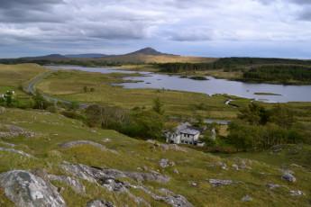 Ben Lettery Connemara Hostel : Ben Lettery