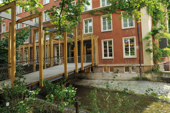 Basel Youth Hostel :
