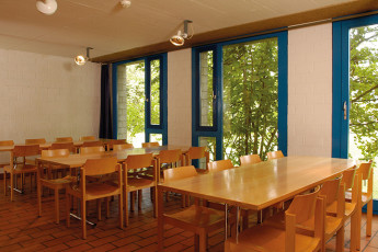 Beinwil am See Youth Hostel : Beinwil am See hostel Switzerland exterior