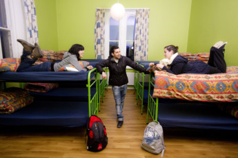 Killarney International - Co Kerry YHA : Big Dorm room