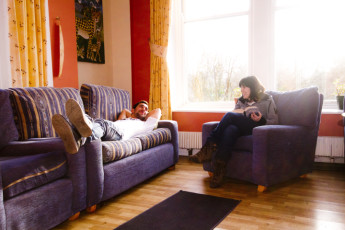Killarney International - Co Kerry YHA : Living Room