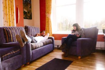 Killarney International - Co Kerry YHA : Living Room
