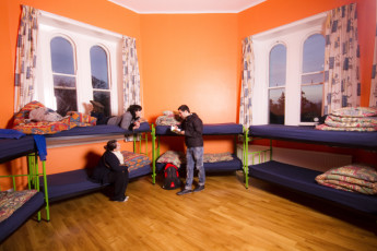Killarney International - Co Kerry YHA : Large Dorm room