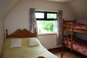 Cong -  Co Mayo YHA : 4 bed family room