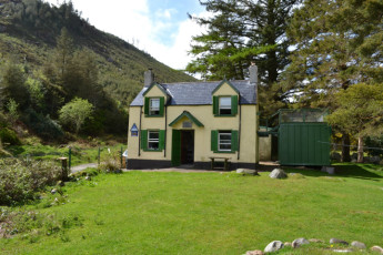 Glenmalure - Co Wicklow YHA : Front Building