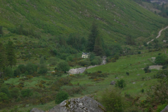 Glenmalure - Co Wicklow YHA : The last house in the Glen