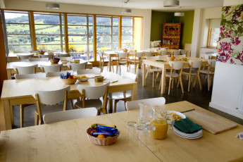 Knockree Youth Hostel : Dining Room