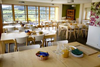Knockree Youth Hostel : Dining Room