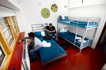 Knockree Youth Hostel : 5 bed dorm