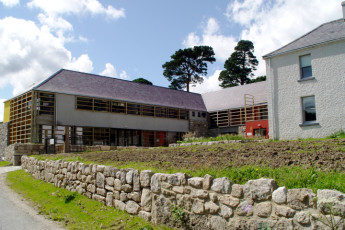 Knockree Youth Hostel : Building