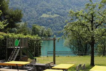 Brienz Youth Hostel : Suiza Brienz hostal residencia