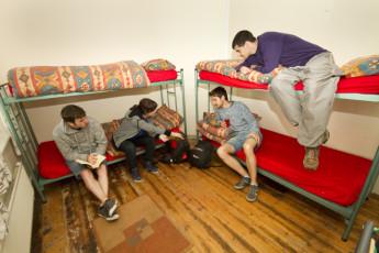 Tra Na Rosann - Co Donegal YHA : 4 bed dorm