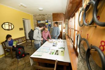 Tra Na Rosann - Co Donegal YHA : Reception