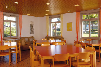 Fribourg Youth Hostel : Fribourg hostel in Switzerland outside