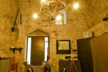 Ascoli Piceno - Ostello de Longobardi : Sala comunei