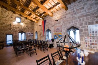 Ascoli Piceno - Ostello de Longobardi : Sala comune