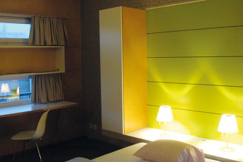 Lausanne Youth Hostel Jeunotel :