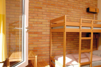 St. Gallen Youth Hostel : hostel in St Gallen Switzerland dorm