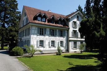 Zofingen Youth Hostel : Zofingen hostel in Switzerland exterior