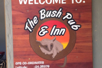 Bush Pub & Inn :