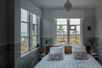Nordmaling/Lotshuset : Molin & Häggström Double Room