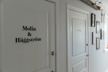 Nordmaling/Lotshuset : Hallway