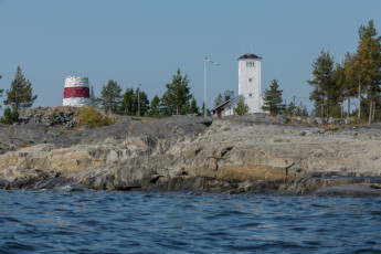 Nordmaling/Lotshuset : View from the sea
